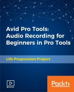 Avid Pro Tools: Audio Recording for Beginners in Pro Tools [Video]