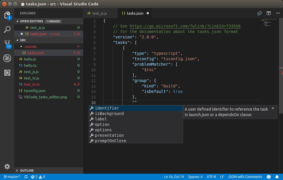TypeScript IDEs - Mastering TypeScript 3 - Third Edition