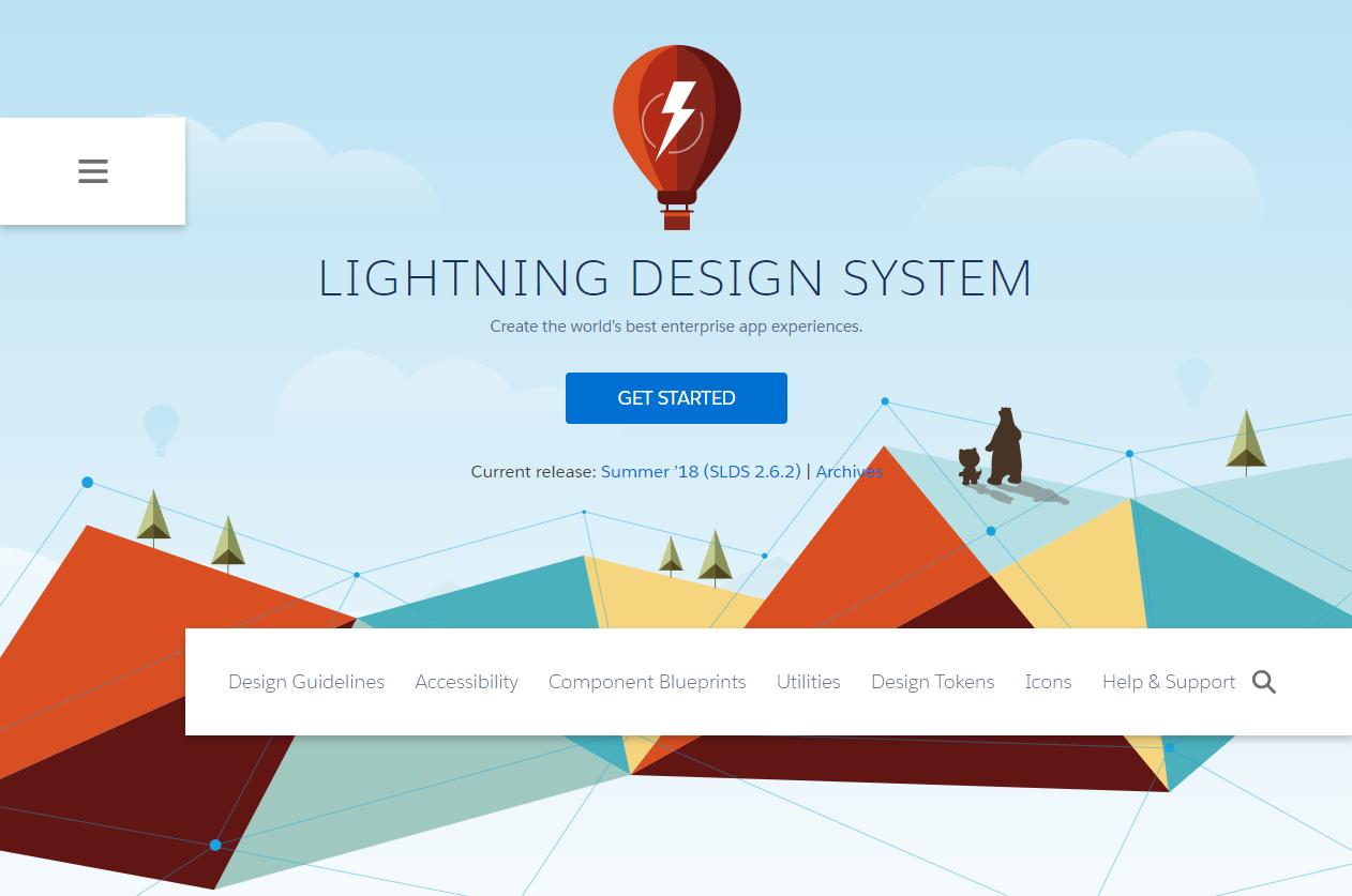Lightning Design System Salesforce Lightning Cookbook