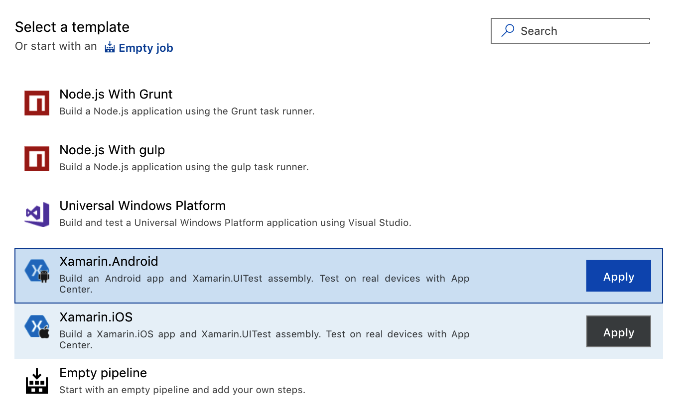 Creating Xamarin application packages - Hands-On Mobile