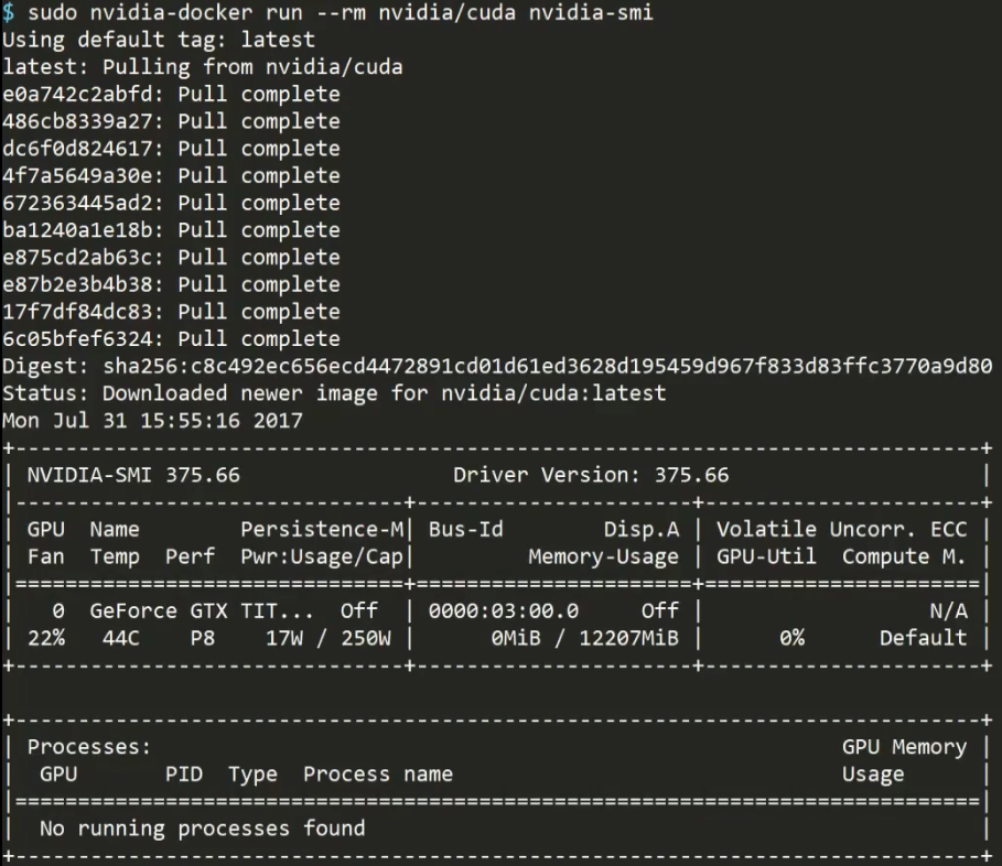 Installing Docker - Hands-On Deep Learning for Images with TensorFlow