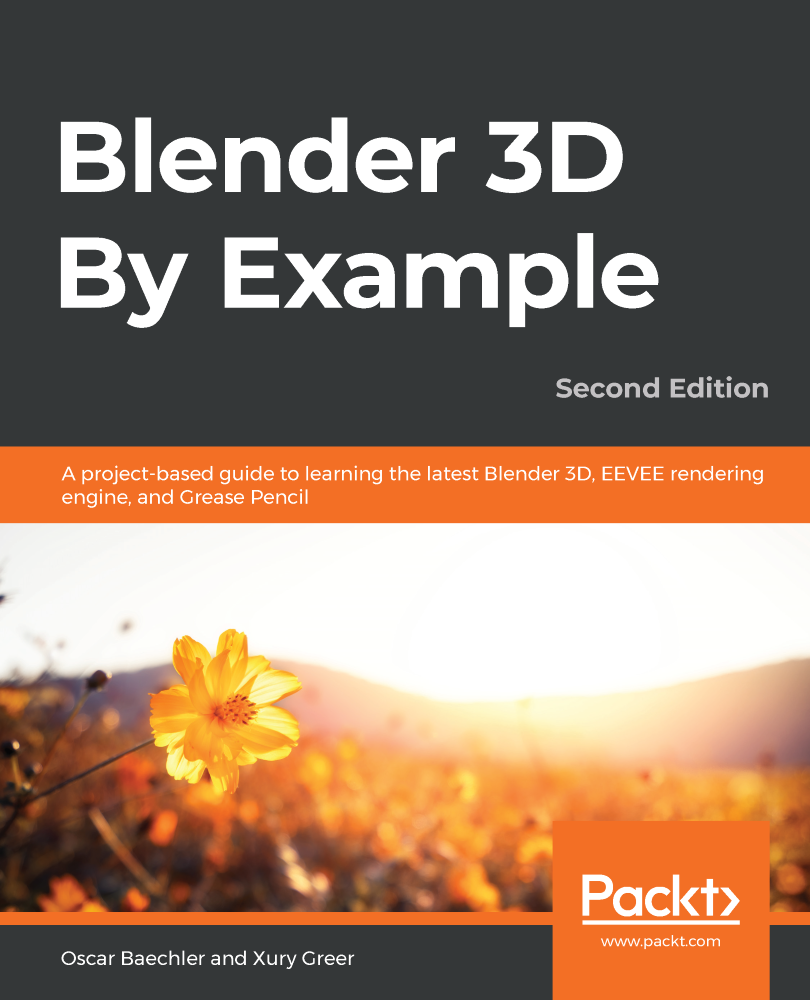 Blender 3D By Example - Second Edition