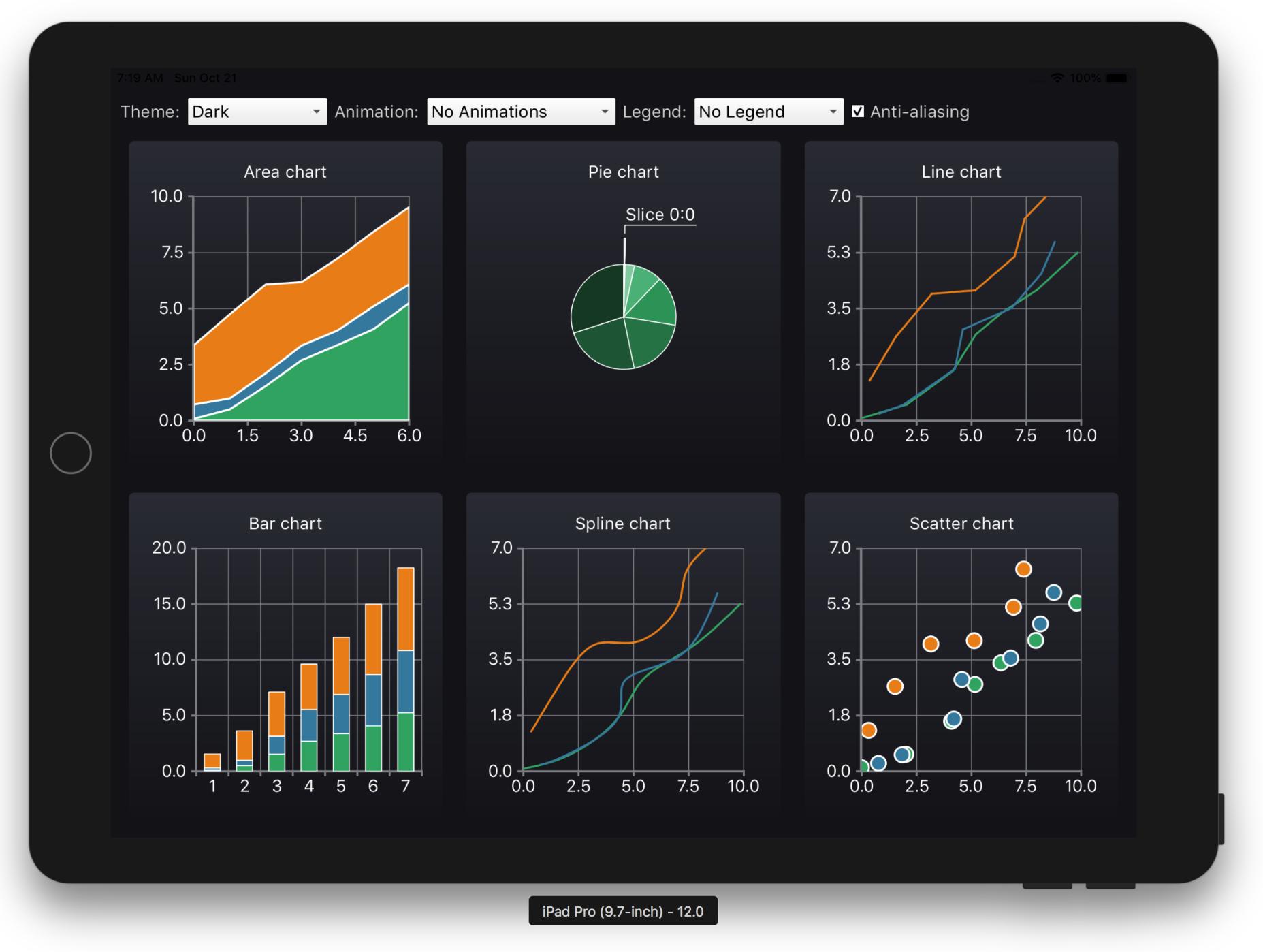 Show your data – Qt Data Visualization and Qt Charts - Hands