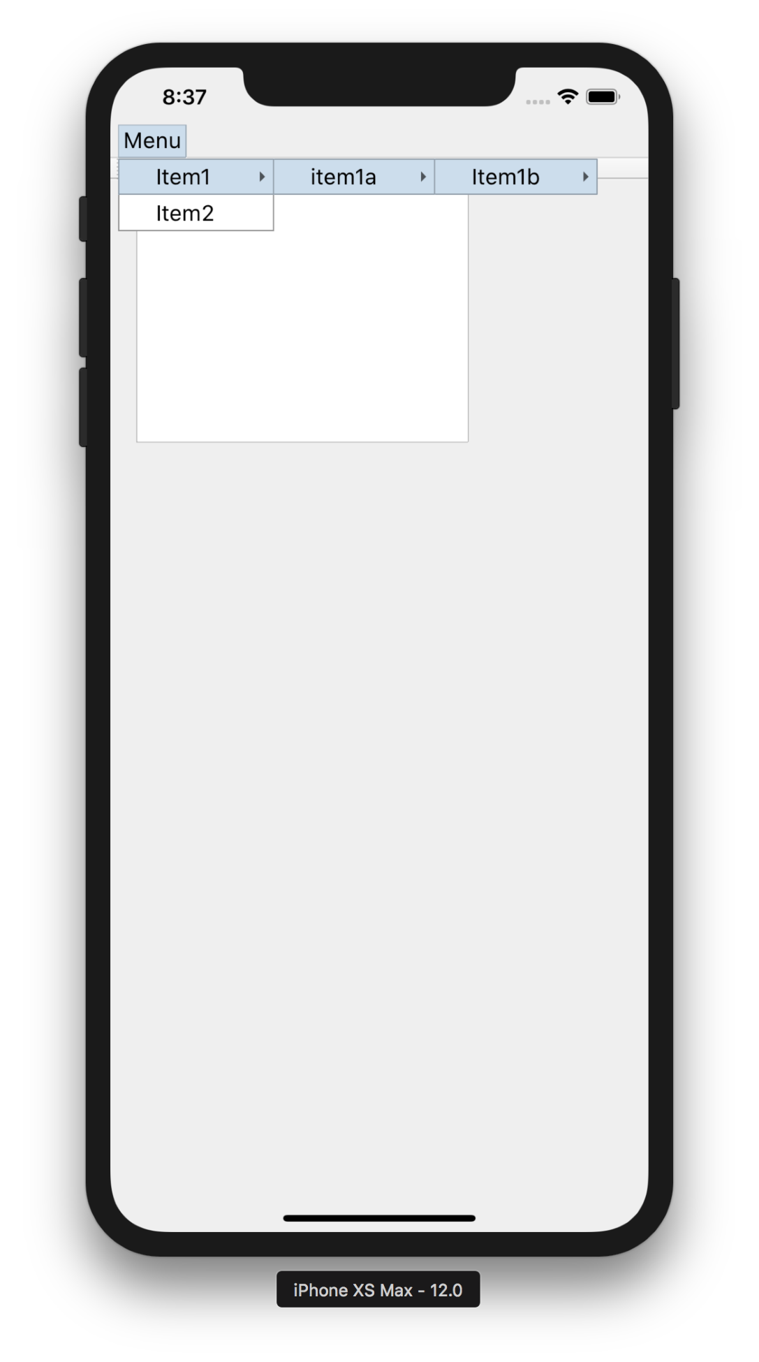 Going smaller, handling screen sizes - Hands-On Mobile and