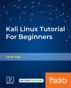 Kali Linux Tutorial For Beginners [Video]