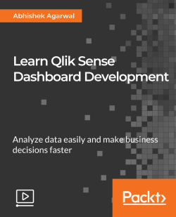 Learn Qlik Sense Dashboard Development [Video]
