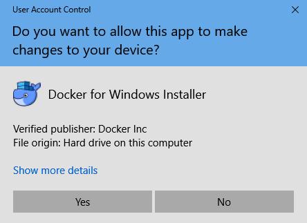 Docker installation - Mastering Docker - Third Edition