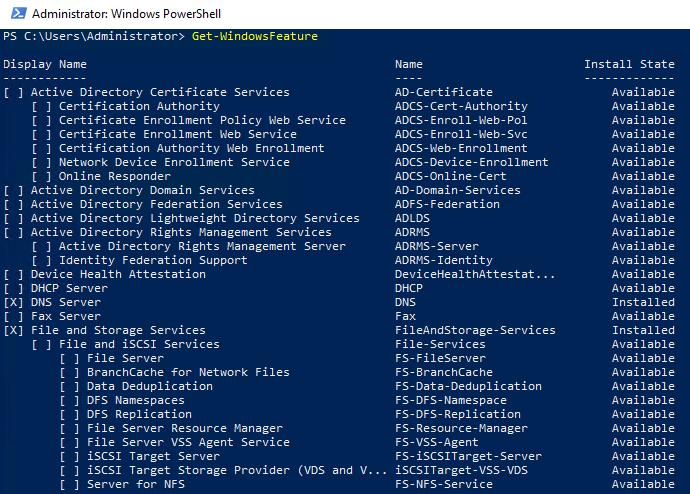 Installing Windows Server 2016 - Installation, Storage, and Compute