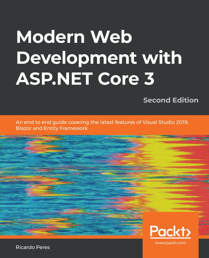 Modern Web Development with ASP.NET Core 3 - Second Edition