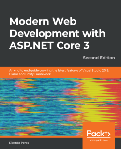 Modern Web Development with ASP.NET Core 3 - Second Edition