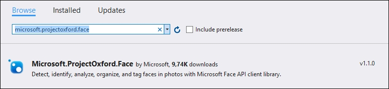 Detecting faces with the Face API - Learning Microsoft