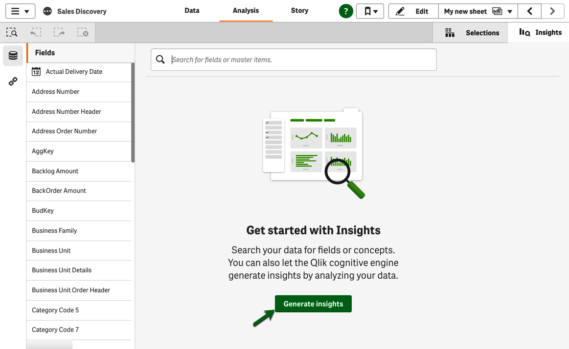An overview of the Qlik Sense product - Hands-On Business