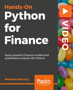 Hands-on Python for Finance [Video]