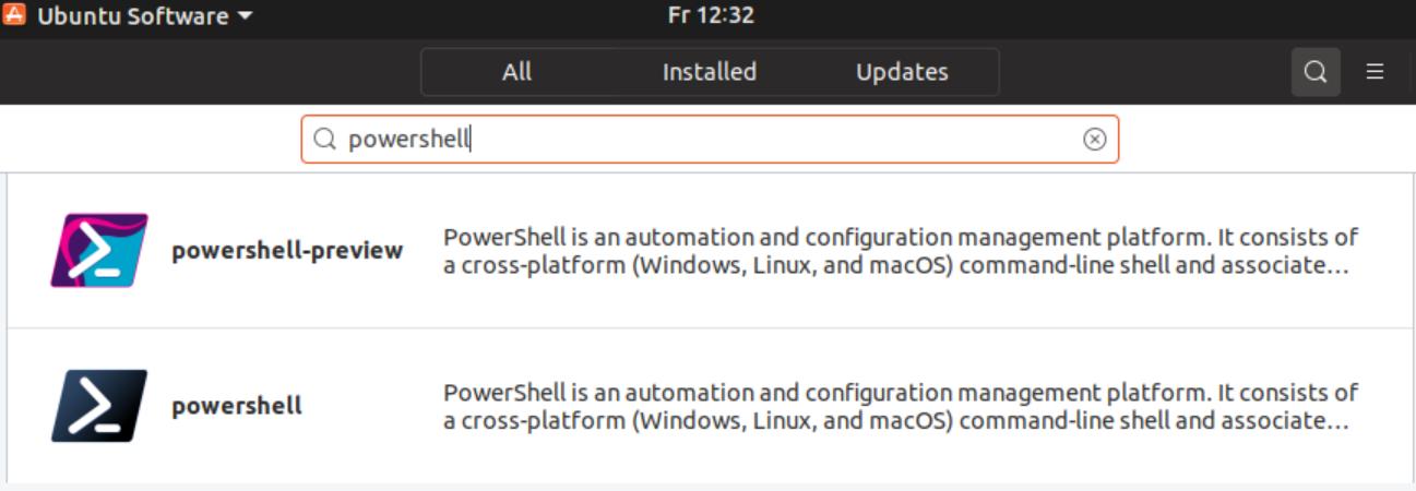 Installing PowerShell Core on Linux - Powershell Core 6 2