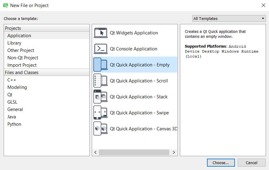 Rendering a 2D canvas in QML - Qt5 C++ GUI Programming