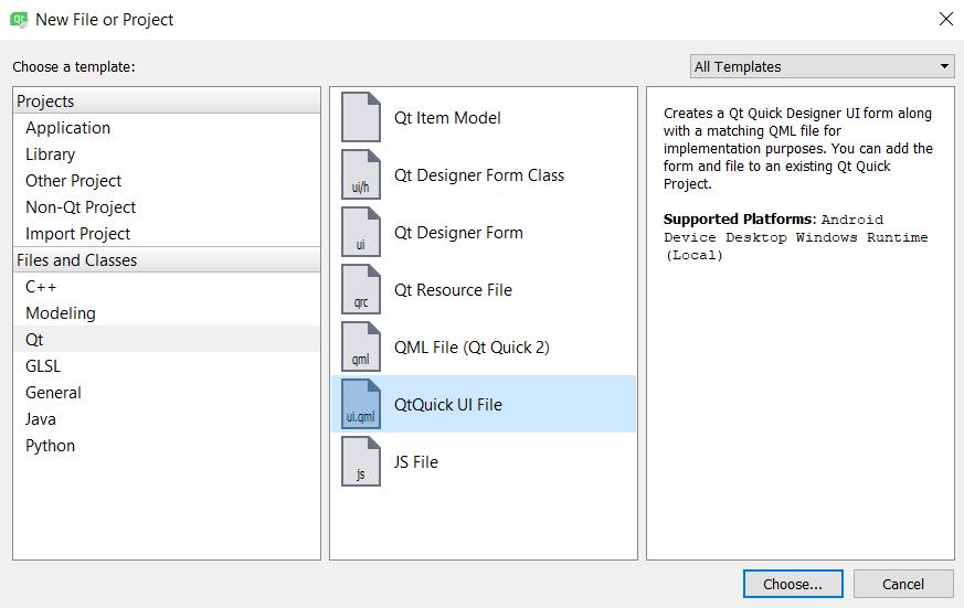 Styling in Qt Modeling Language (QML) - Qt5 C++ GUI