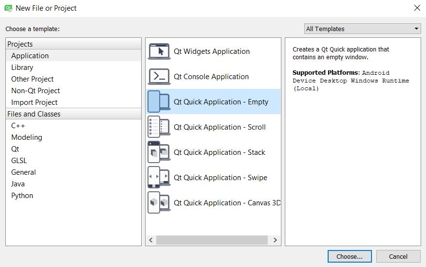 Profiling and optimizing QML - Qt5 C++ GUI Programming