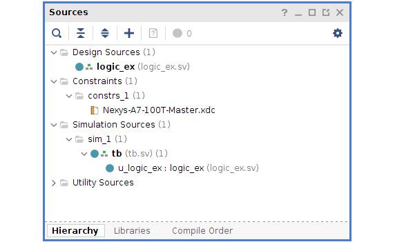 Figure 1.18 – Design sources