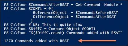 Installing RSAT tools on Window 10 and Windows Server 2019