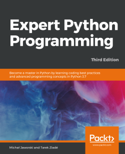 Expert Python Programming - Third Edition