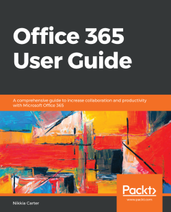 Exporting to Excel - Office 365 User Guide