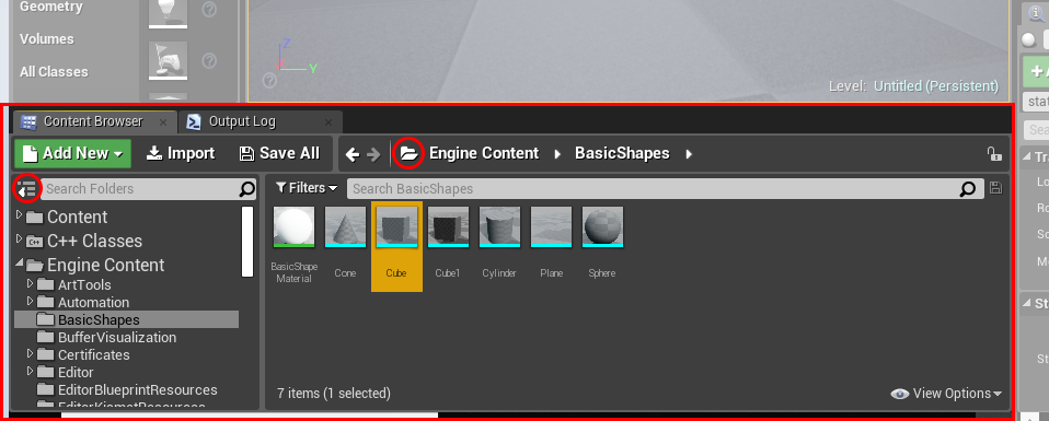 Loading assets into components using FObjectFinder - Unreal