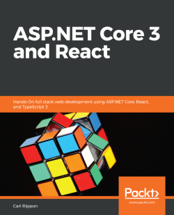 Free eBook: ASP.NET Core 3 and React