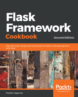 Using Twitter for authentication - Flask Framework Cookbook