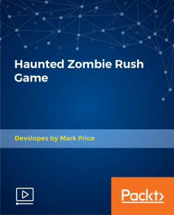 Moving objects in Unity 3D - Haunted Zombie Rush Game [Video]