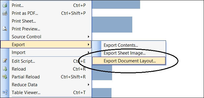 Running an example execution - QlikView: Advanced Data