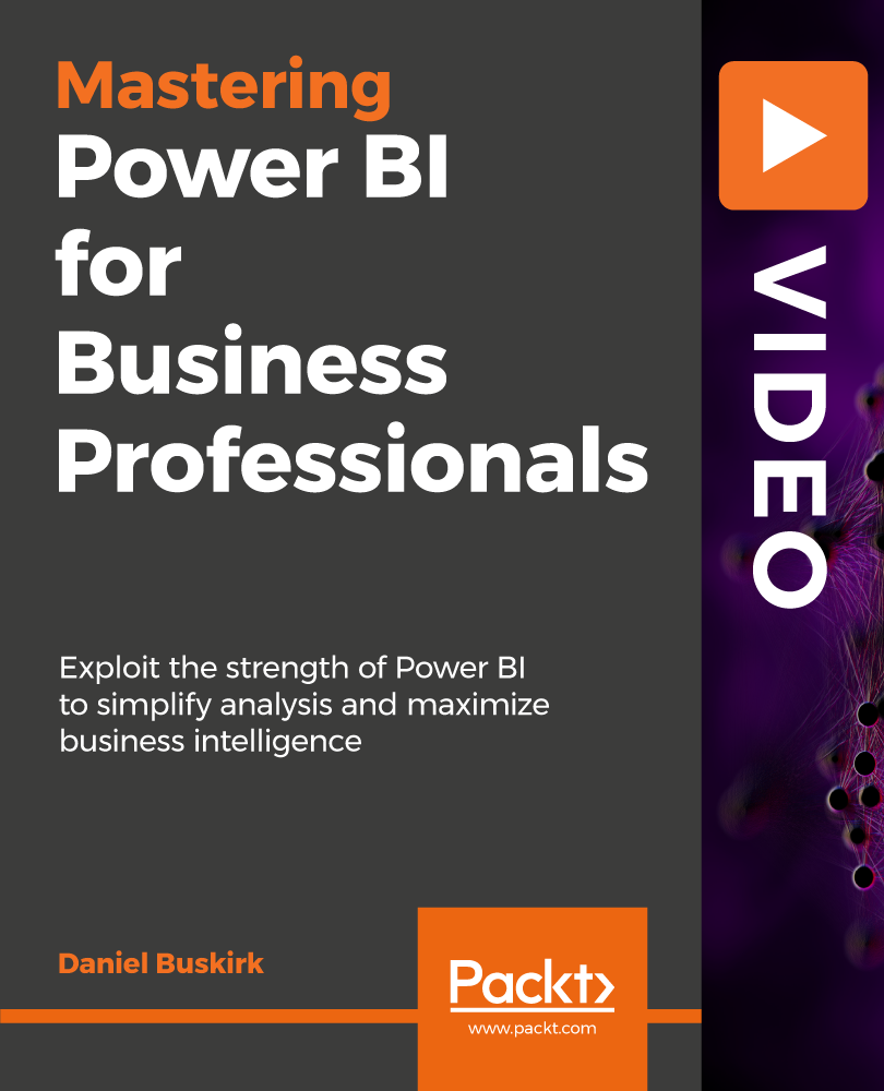Power BI for Business Professionals [Video]