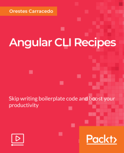 Angular CLI Recipes [Video]