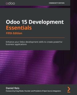 Odoo 14 Development Essentials - Fifth Edition