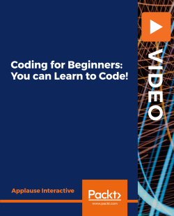 Coding for Beginners: You can Learn to Code! [Video]