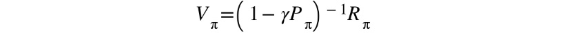 Figure 2.33: Direct solution for the state values