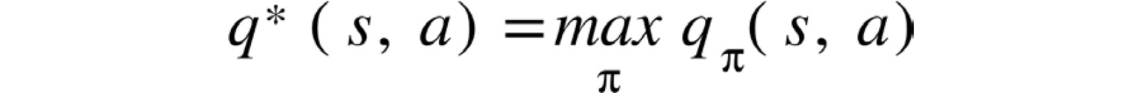 Figure 2.47: Optimal action-value function