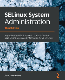 Book cover image for SELinux System Administration - Third Edition