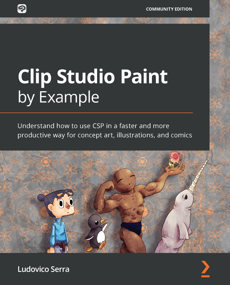 Clip Studio Paint by Example