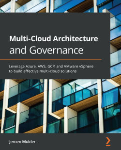 Book cover image for Multi-Cloud Architecture and Governance