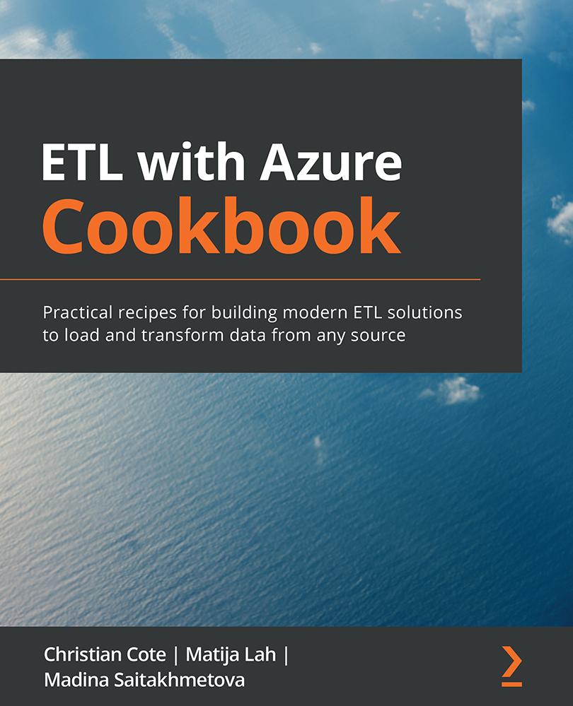 ETL with Azure Cookbook