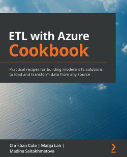 ETL with Azure Cookbook