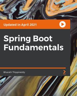 Spring Boot Fundamentals [Video]