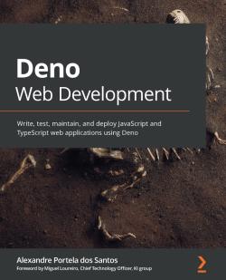 Book cover image for Deno Web Development