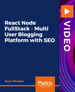 React Node FullStack - Multi User Blogging Platform with SEO