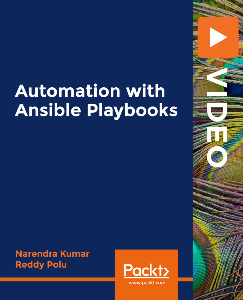 Automation with Ansible Playbooks [Video]