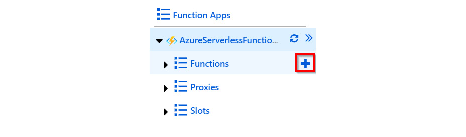 Adding a new function