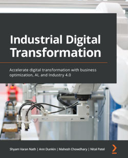 Book cover image for Industrial Digital Transformation