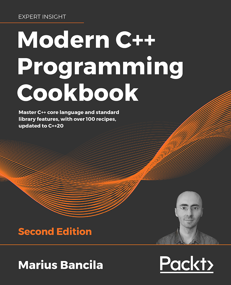 Modern C++ Programming Cookbook - Second Edition