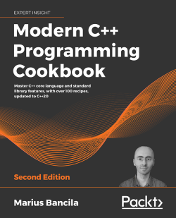 Modern C++ Programming Cookbook - Second Edition