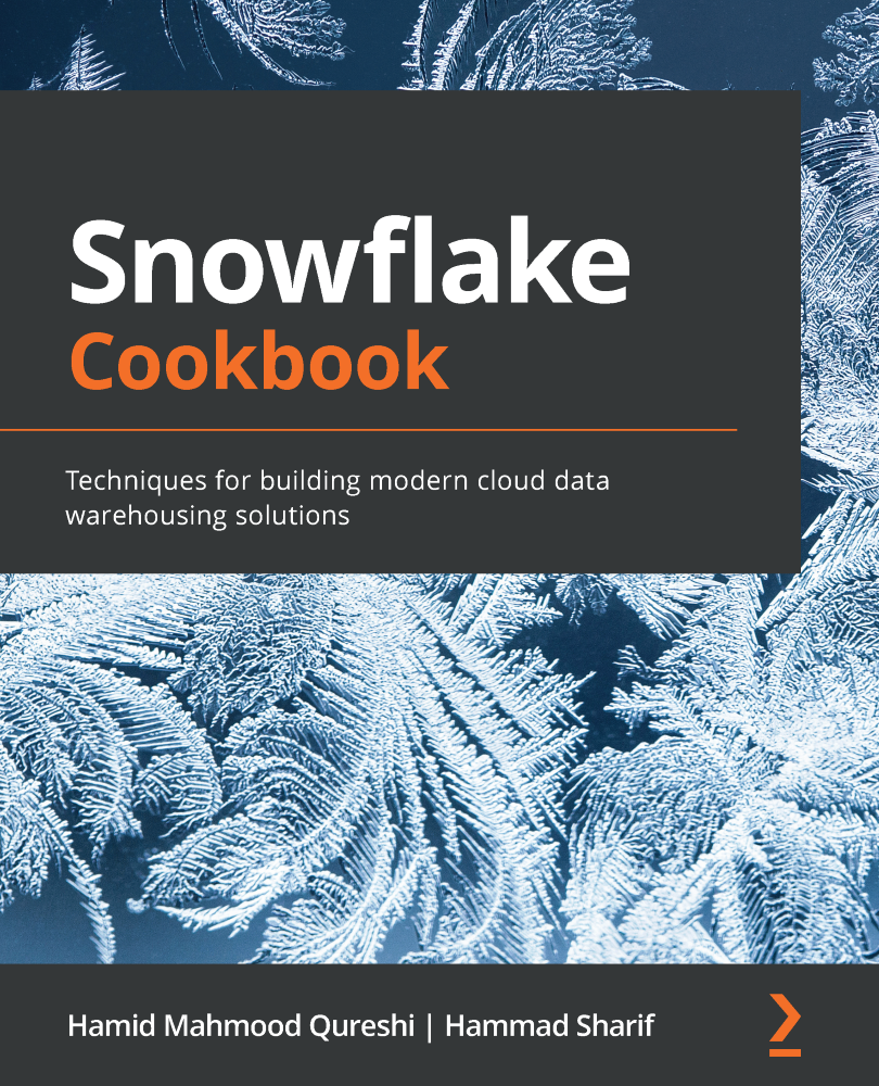 Snowflake Cookbook